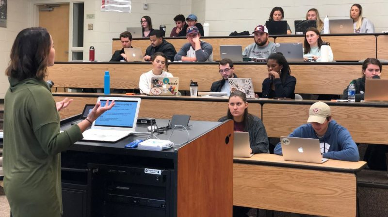 The Bachelor of Science in Business Marketing Management Major  Concentration  Professional Sales (PRSL) program in the Marketing  Department in the Pamplin ... 1a44caeaf8f